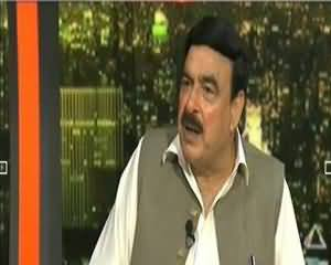 On The Front Excursive Interview Shaikh Rasheed Ahmad - 16th August 2013