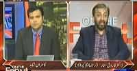 On The Front (Farooq Sattar Interview on Cases Against Altaf Hussain) – 24th March 2014
