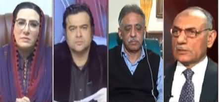 On The Front (Fazlur Rehman's Reply to DG ISPR) - 12th January 2021