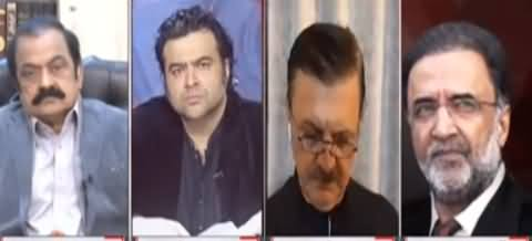 On The Front (Foreign Funding Case Se Kis Ko Khatra?) - 21st January 2021