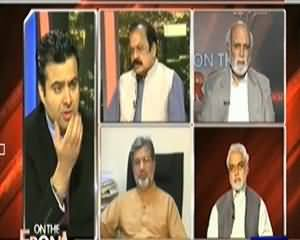 On The Front (Hakimullah Mehsud Ke Baad??) – 2nd November 2013
