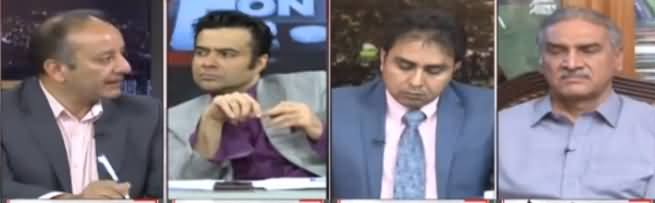 On The Front (Hakumat Aur Opposition Aamne Samne) - 3rd July 2019