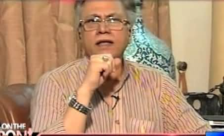 On The Front (Hassa Nisar Exclusive Interview) – 1st July 2015