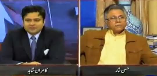 On The Front (Hassan Nisar Exclusive Interview) – 17th February 2016