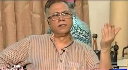 On The Front (Hassan Nisar Exclusive Interview) – 18th June 2015