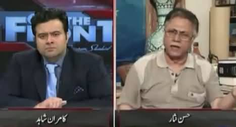 On The Front (Hassan Nisar Exclusive Interview) – 19th October 2015