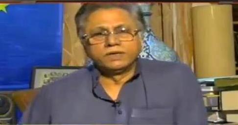 On The Front (Hassan Nisar Exclusive Interview) - 5th April 2016