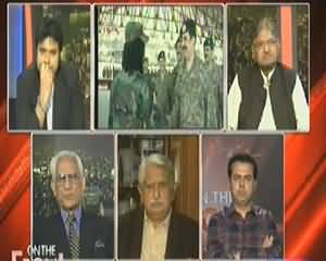 On The Front (Hot Debate on the Statement of Army Chief) – 8th April 2014