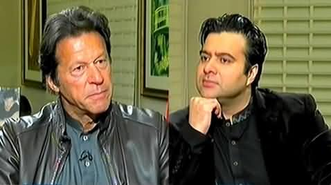 On The Front (Imran Khan Exclusive Interview) - 9th March 2017