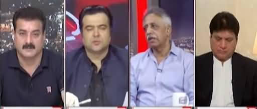 On The Front (Imran Khan Ka Naya Pakistan Kaisa Raha?) - 24th August 2021