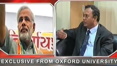 On The Front (India Debate At Oxford University) – 22nd September 2015