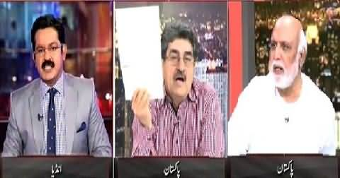On The Front (India Pakistan Takra, Hot Debate) – 10th July 2015