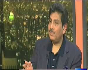 On The Front (Faisal Saleh Hayat Exclusive Interview) - 3rd March 2014