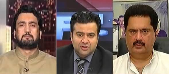 On The Front (Jindal's Meeting With PM Nawaz Sharif) - 27th April 2017