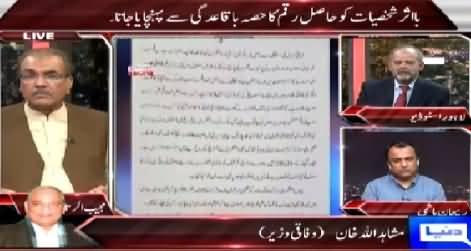 On The Front (Karachi Operation Ka Ahem Hissa Shuru Hone Wala Hai) – 11th June 2015
