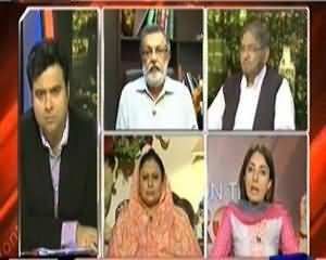 On The Front (Karachi Operation: Kamiyaabi Ka Pemana Kiya Hai?? ) - 13th September 2013
