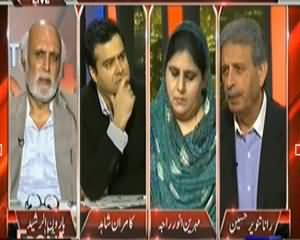 On The Front (Karachi Operation Kis Karwat Bethega?) – 27th October 2013