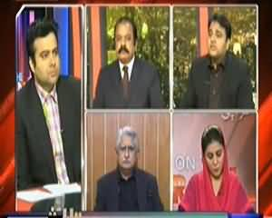 On The Front (Kiya Hakumat Apni Mudat Poori Kar Paye Gi?) – 30th November 2013