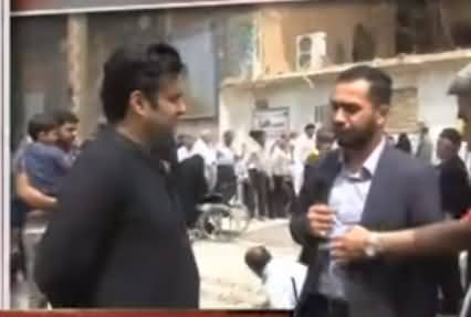On The Front (Live From Karbala) - 27th August 2020
