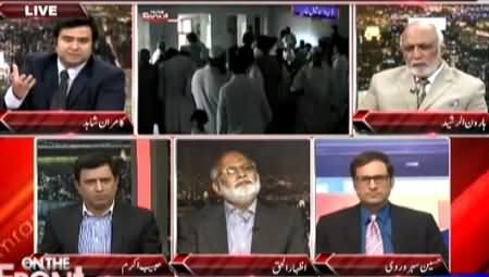 On The Front (Local Bodies Elections In KPK) – 30th May 2015