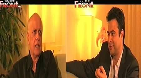 On The Front (Mahesh Bhatt Exclusive Interview) - 28th October 2014