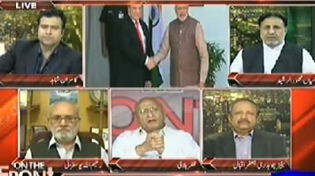 On The Front (Modi's Allegations Against Pakistan) – 28th May 2014