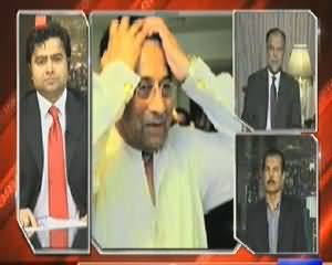 On The Front (Musharraf Trial is Not the Trial of Army) – 14th April 2014