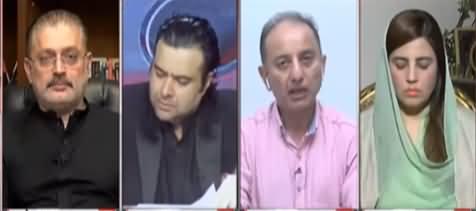 On The Front (NA-249 Election, Firdous Ashiq Awan Attitude) - 3rd May 2021