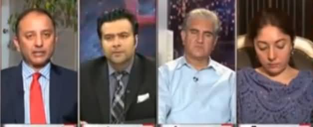 On The Front (Nehal Hashmi Ki Judiciary Aur JIT Ko Dhamki) - 31st May 2017