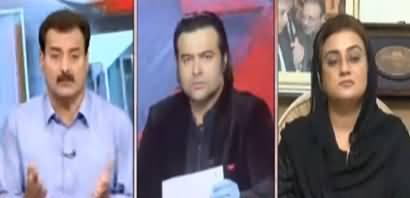 On The Front (Pakistan Ka Future Kia? Imran Khan Ya PMLN?) - 8th October 2020