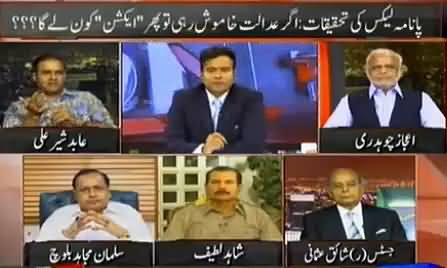 On The Front (Panama Leaks: Who Will Take Action) - 4th May 2016