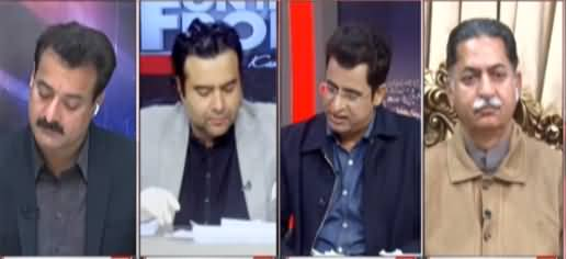 On The Front (Parliament Mein Hungama Arai) - 4th February 2021