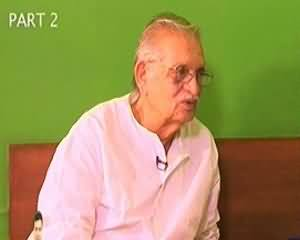 On The Front Part 2 (Exclusive Interview with Gulzar) – 29th September 2013