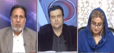 On The Front (PDM Lahore Jalse & Govt Strategy) - 8th December 2020