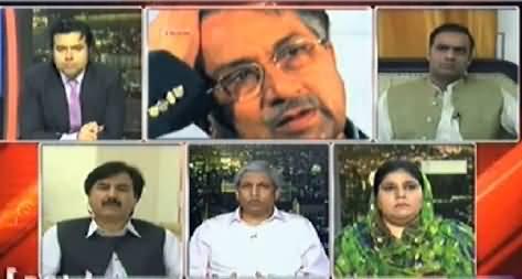 On The Front (Pervez Musharraf Case: Is He Leaving Pakistan?) – 22nd April 2014