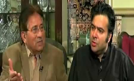 On The Front (Pervez Musharraf Exclusive Interview) – 17th December 2015