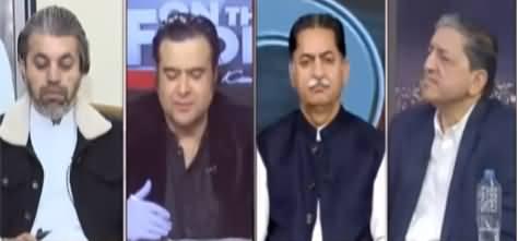On The Front (PPP Aur PMLN Ke Darmiyan Ikhtalafaat) - 16th March 2021