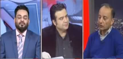 On The Front (PPP Ne PMLN Aur Maulana Se Hath Kar Dia?) - 28th December 2020