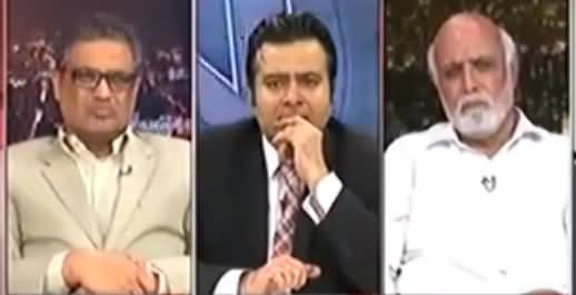 On The Front (PPP, PMLN Deal, Panama Case) - 29th March 2017