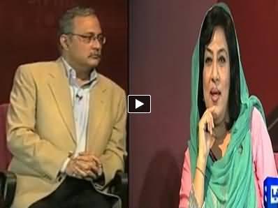 On The Front REPEAT (Karachi IBA Students Vs Democratic Politicians) – 14th July 2014