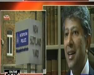 On The Front REPEAT (Special Program On Imran Farooq Murder Case) - 5th January 2014