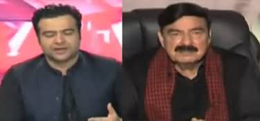 On The Front (Sheikh Rasheed Ahmad Exclusive Interview) - 9th December 2019