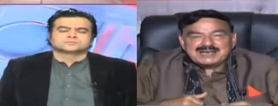 On The Front (Sheikh Rasheed Exclusive Interview) - 15th December 2020