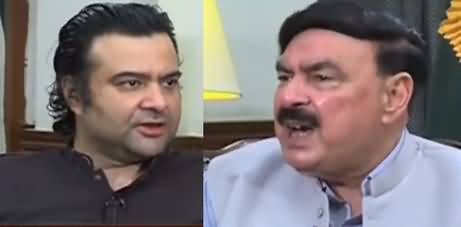 On The Front (Sheikh Rasheed Exclusive Interview) - 3rd September 2020