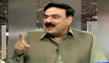 On The Front (Sheikh Rasheed Exclusive Interview) – 7th October 2015