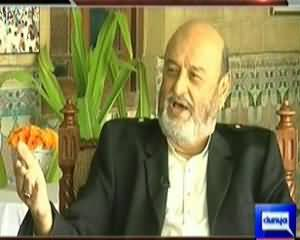 On The Front (There is No Govt in Internal Sindh) - 17th February 2014