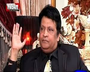 On The Front (Umer Shareef Exclusive Interview) – 18th July 2015