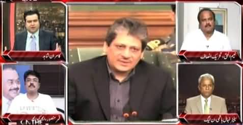 On The Front (Why Alat Hussain Disowns Governor Sindh Ishratul Ebad) – 22nd April 201
