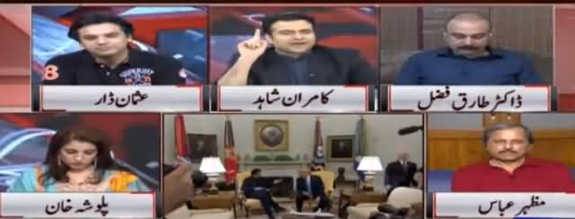 On The Front (Why Imran Khan Unhappy With Pakistan Media) - 23rd July 2019