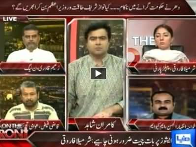 On The Front (Will Nawaz Sharif Emerge As Powerful PM) - 20th October 2014